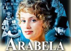 Arabela is a children series produced in Czechoslovakia, in the 80's, that has all the ingredients of the recent Hollywood hits: a magical ring, a beautiful girl, princes and princesses, witches and spells.