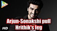 """""""I Made Hrithik Roshan Blush"""": Arjun Kapoor"""