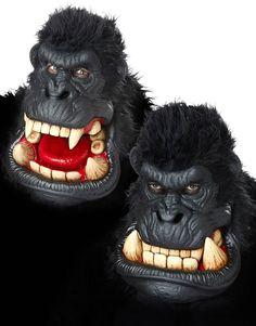 Adult Scary Killa Gorilla Costume Mask