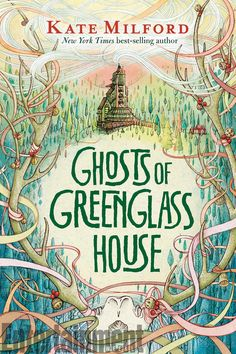 Kate Milford's Ghosts of Greenglass House: Read an exclusive excerpt