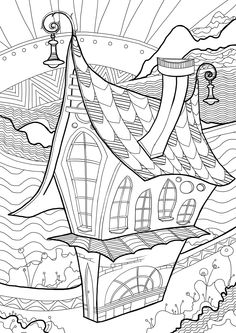 Colouring Coloring Books Vintage Pages