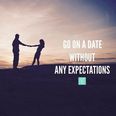 If you are just entering the world of dating or have been finding yourself increasingly frustrated with bad date after bad date here is a lesson I have learned that I hope can help you as well.  Go into the date without any expectations.  Some of the best advice I can give is try to go into each date without any expectations. Especially as a woman I know that sometimes this can be very hard to do. I know we are wired to start analyzing if he can be the one from the first moment that our eyes…