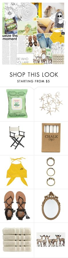 """☀Be The Moment☀"" by kwiatekmarek ❤ liked on Polyvore featuring Burt's Bees, Pier 1 Imports, Jayson Home, Forever 21, Billabong, Christy, WALL and Georgia Perry"