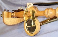 joel peyton, luthier: resonator violin