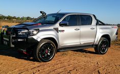 2017 TRD Hilux Tacoma Australian Version only with a Diesel , Average fuel comsumption between Toyota Trucks, Toyota Cars, Toyota Vehicles, Toyota Hilux, Custom Trucks, Custom Cars, Mitsubishi Colt, Trd, Offroad
