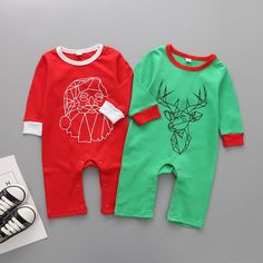 Plaid Pants Sleepwear Toddler Jammies Winter Holiday Homewear Outfit Shan-S Merry Christmas Family Matching Pajamas Xmas Elk Long Sleeve Tee