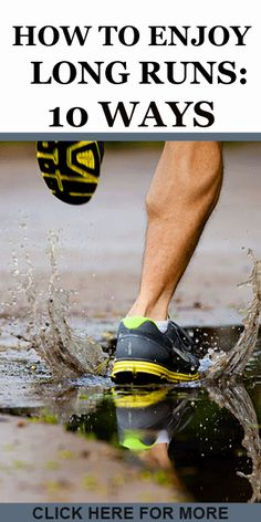 If you are serious about getting the most out of your long runs while enjoying every step along the way, CLICK on: http://www.runnersblueprint.com/ways-to-enjoy-the-long-run/ #LongRun #RunnersMotivation
