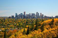 Calgary, AB, Canada. The gateway to my Canada