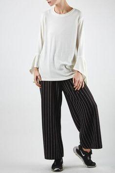 109$  Buy now - http://vieek.justgood.pw/vig/item.php?t=vzz6bpb10889 - Eva Pinstriped Trousers