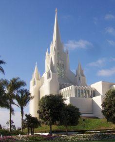 San Diego LDS Mormon Temple