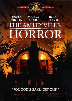 The Amityville Horror (1979) Based on a true story that was claimed by writer Jay Anson, The Amityville Horror is about a large house on the coast of Long Island where newly weds George and Kathy Lutz and their three children move into the house that they hope will be their dream house but it ends up in terror.