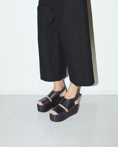 Marsèll | Trampolo Platform Sandal | La Garçonne