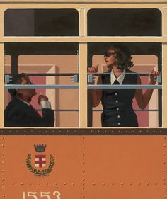 The Look of Love? - Jack Vettriano