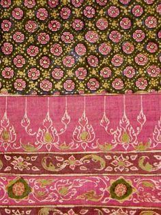 India | Textile, 18th century