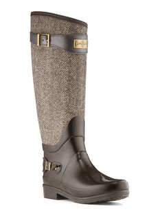 I want these Hunter boots for the fall! <3
