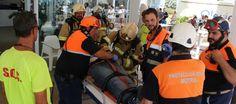 Bomberos, Policía Local y Protección Civil de Motril se ponen a prueba en un…