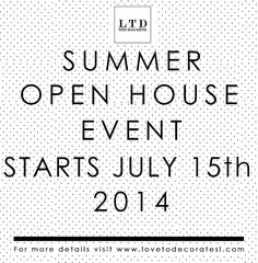 LTD Summer Open House Event | Flickr - Photo Sharing!