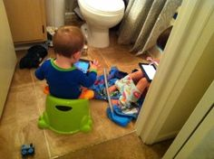 7 Unconventional Potty Training Tips