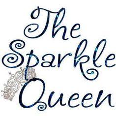 The Sparkle Queen: Enter…. The Sparkle Queen! Glitter Girl, Sparkles Glitter, Girly Quotes, Me Quotes, Selfie Quotes, Farmasi Cosmetics, Sparkle Quotes, Love Sparkle, Sparkle Party