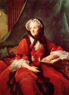 Marie Leszczyńska - Marie Leszczyńska (Polish pronunciation: [ˈmarja lɛʂˈtʂɨɲska]) (Trzebnica, 23 June 1703 – Versailles, 24 June 1768) was a queen consort of France. She was a daughter of King Stanisław Leszczyński of Poland (later Duke of Lorraine) and Catherine Opalińska. She married King Louis XV of France and was the grandmother of Louis XVI, Louis XVIII, and Charles X. In France, she was referred to as Marie Leczinska. She was the longest-serving queen consort of France.