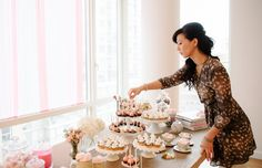 Julie Hwang of Big City Little Sweets #theeverygirl