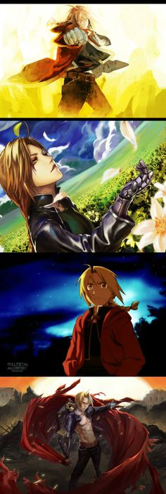Favorite character of all time >///< He's so inspiring :'D