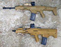 MSBS-5,56 a new Polish rifle system from Radom-based Fabryka Broni. Will enter service by the end of 2014.