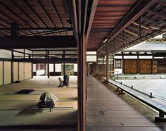 Jacqueline Hassink - View, Kyoto, 1996