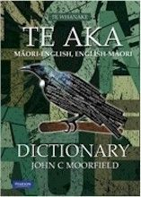 Te Aka: Maori-English, English-Maori Dictionary