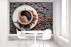 Fototapeta - Czas na łyk kawy