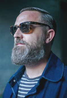 beardedprinces:  joshwool:  Nick Hallam - Brooklyn   ♛