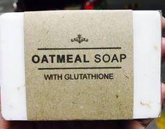 Aromagicare Saisei Oatmeal With Glutathione Whitening Soap (200gms)