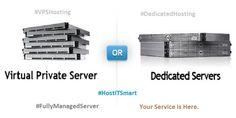 Get Best and Fully Managed Dedicated Server and VPS Server Hosting Solution from @HostITSmart