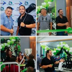 Muscle Hut Fitness Club Grand Opening