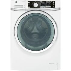GE 4.5 cu. ft. DOE Front Load Washer with Steam in White, Plus ENERGY STAR-GFWS2600FWW at The Home Depot