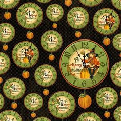 """Pumpkin Time"" front page from our new collection Happy Haunting! #graphic45"