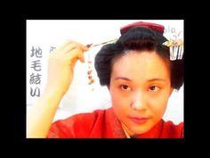 自分で日本髪っぽく結っています。全て地毛です。I did my hair in Japanese style! It does look so KaWaIi ! →http://ameblo.jp/ann-choo-sun-life/    http://www.youtube.com/user/mika393955    http://www.facebook.com/jige.yui    http://pinterest.com/jigeyui/