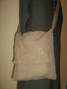Linen bag medium » Medieval accessories for men » Medieval On-line Shop » Kokosh's Manufacture - gambeson, medieval chainmail and clothing online shop