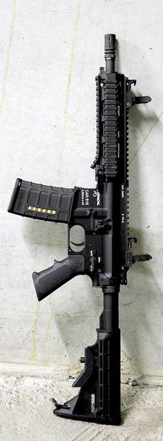 Caracal Europe 816 (CR 5.56) in full-auto. #guns #gun #handguns #rifles #bullets #hunting #gunsandhunting