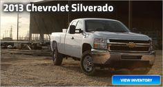 2013 Chevrolet Silverado - Chevrolet Cadillac of Santa Fe