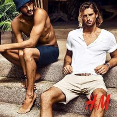H&M - The Cool of Summer