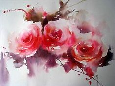 Catherine Rey WATERCOLOR … | Pinteres…