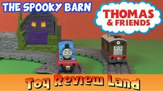 Thomas and Friends Take n Play, Toby & The Spooky Barn, with Thomas The ...