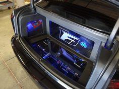 SMD 2011 Lexus IS-F Rockford Fosgate Install