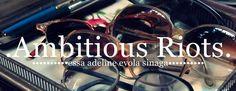 My header blog ;)