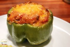 http://comfortablefood.com/hearty-stuffed-peppers/ — with Jody Kleffman.