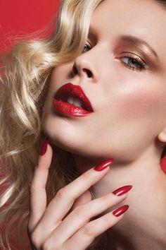 Gorgeous Blonde, Beautiful Lips, Blonde Beauty, Hair Beauty, Beauty Makeup Photography, High Fashion Makeup, Beauty Shoot, Beauty Portrait, Woman Face