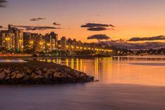 Fim de tarde em Florianópolis,SC - Brasil  📍#travel #instatravel #tourist #igtravel #trip #vacation #beautiful #wanderlust #love #explore #instalike #photo #photography📍