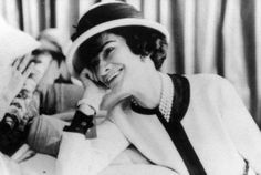 Coco Chanel - The female Tweed Suit. Not only did Chanel create shoes and dresses but she turned the male tweed suit into a female one which changed style forever, I love this design because it's smart and classy and so elegant at the same time