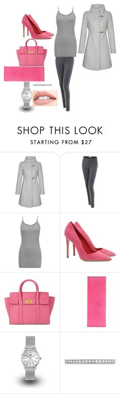 """rere"" by rawan-mahmoud ❤ liked on Polyvore featuring FAY, LE3NO, Helmut Lang, Dee Keller, Mulberry, Gucci and KENNY"